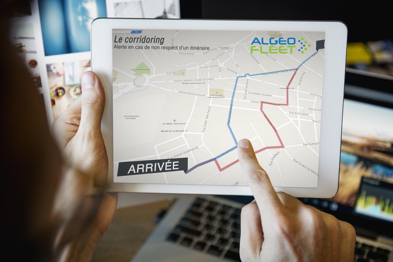gps service algérie flotte algeofleet